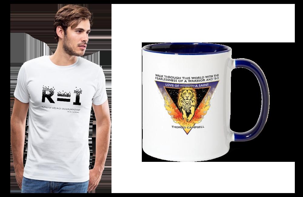 MBT Merchandise T-Shirt & Mug